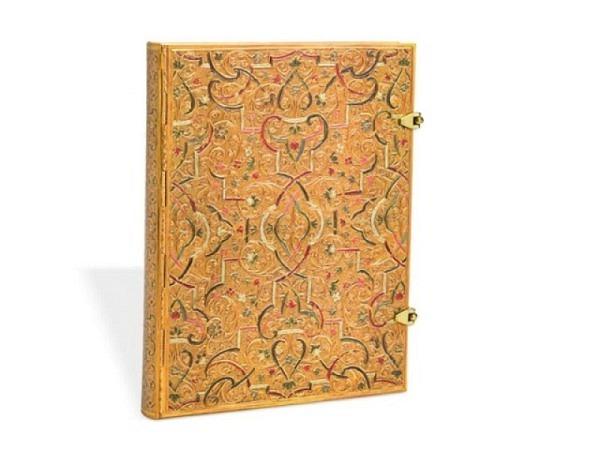 Notizbuch Paperblanks Goldeinlage Ultra