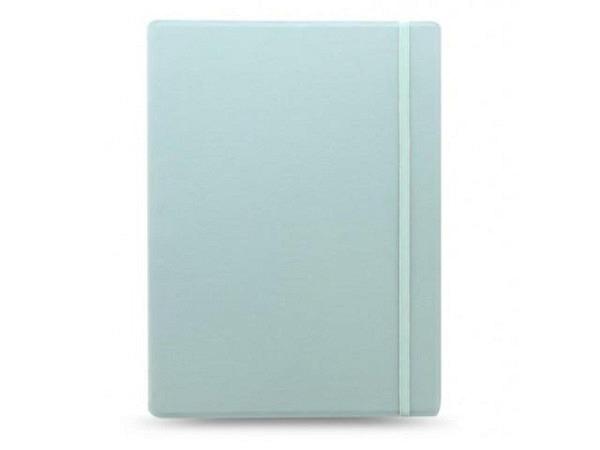 Notizbuch Filofax Notebook Classic Pastels A4 duck egg hellgrün
