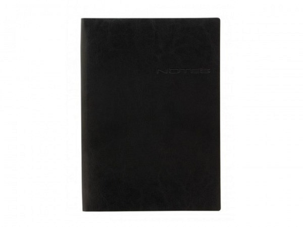 Notizbuch Biella Kompagnon Colour liniert blau, 12,5x19,5mm, mit Stiftehalter, Gummiband, 192 Seiten