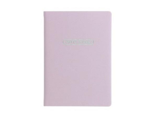Notizbuch Biella Kompagnon Colour Code liniert violett