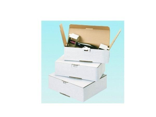 Schachtel Vino Pac Flaschenverpackung weiss 1 Flasche 7dl