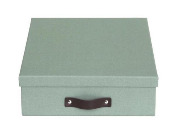 Schachtel Leitz Container-Box Archiv braun 25,5x19x35,5cm