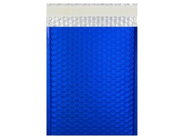 Luftpolstertüte metallisch matt 23x32,4cm dunkelblau