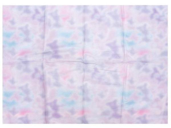 Seidenpapier PaperPoetry Blurry Blue 5 Bogen 50x70cm, ca. 20 g/qm