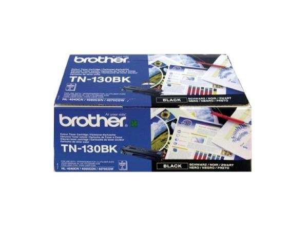Toner Brother TN-130BK schwarz für HL-4040/4070 2500 Seiten