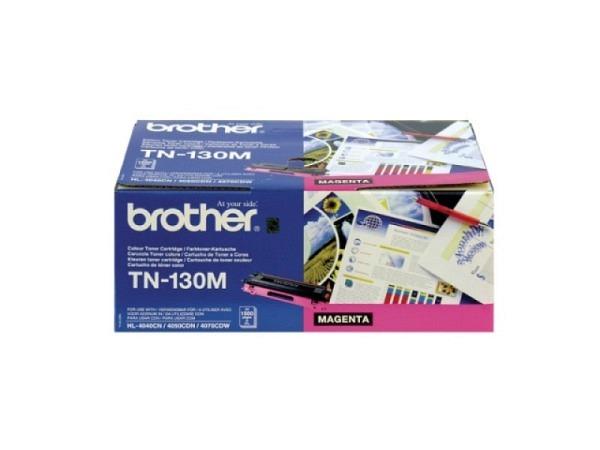 Toner Brother TN-130M magenta für HL-4040/4070 1500 Seiten