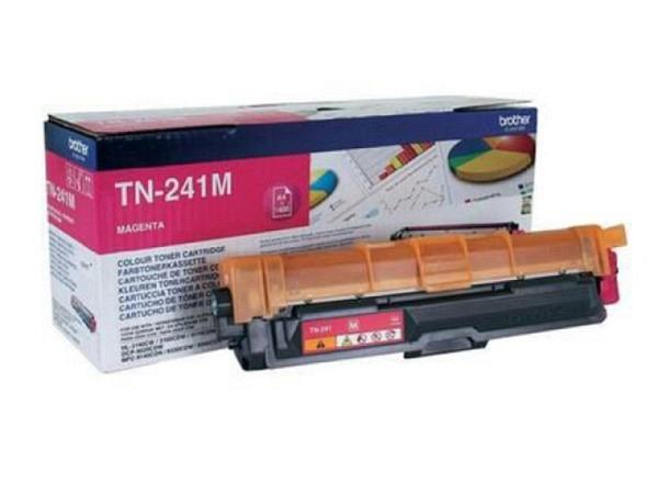 Toner Brother TN-341M magenta für HL-3140/3170, 1400 Seiten