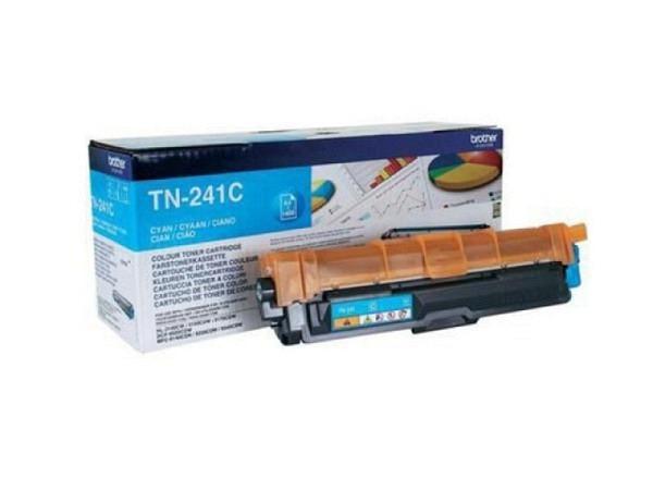 Toner Brother TN-341C cyan für HL-3140/3170, 1400 Seiten