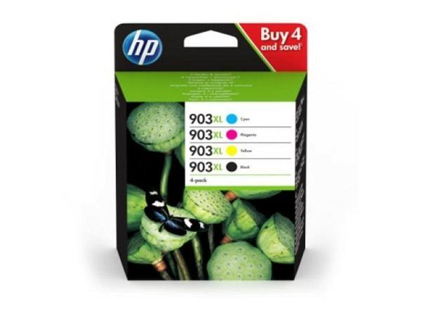 Druckerpatrone HP 903XL CMYBK farbig