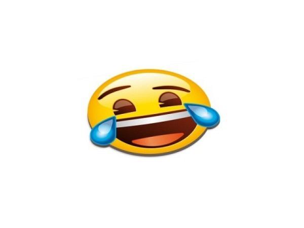 Mausmatte Trendform Emoji aus Polypropylen mit synthetischem Schaumgummi, 23,6x22x3mm