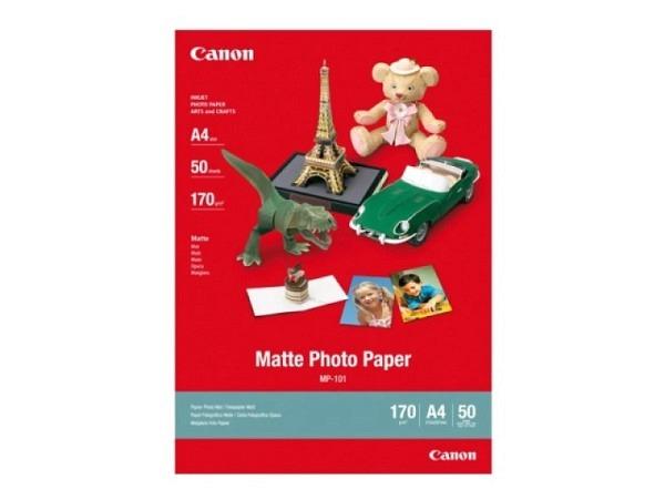 Papier Canon Matte Fotopapier matt 170g/qm A4