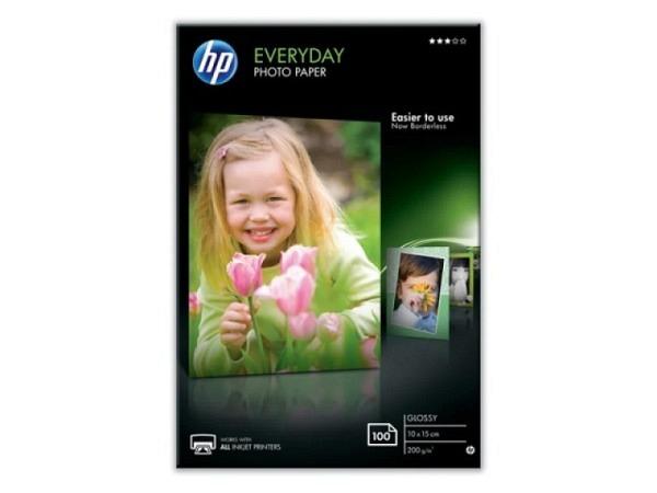 Papier HP Fotopapier Premium Plus glossy 10x15cm