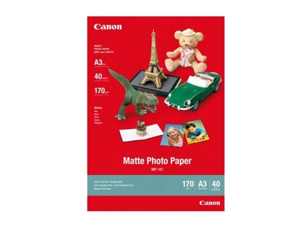 Papier Canon Fotopapier matt A3 170g/qm