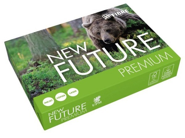 Papier UPM New Future A4 80g/qm 500 Blatt, Premiumpapier