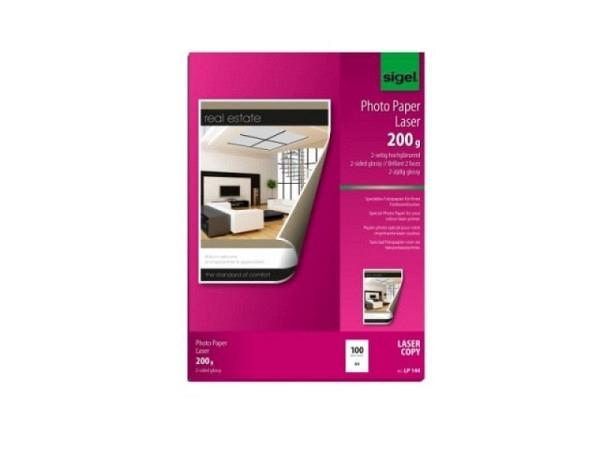 Papier Sigel Fotopapier glossy A4 200g