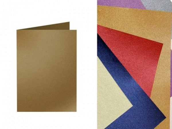 Karten Artoz Klondike B6 hochdoppelt 16,9x12/12cm