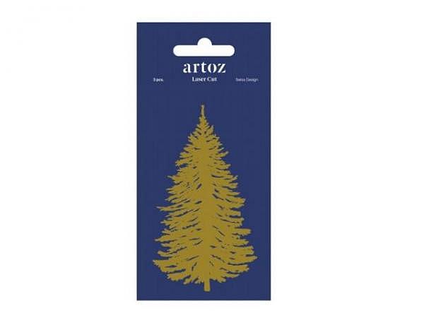 Papier Artoz S-Line A4 gelb 90g/qm, 25 Blatt