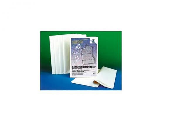Papier Ursus Schnittmuster 100x150cm, 40 g/m², gefalzt