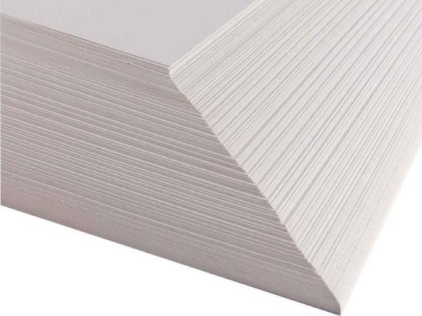 Zeichenpapier Seawhite säurefrei A4 140g/qm, 500 Blatt, matt