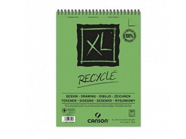 Zeichenblock Canson XL Recycled A3 50 Blatt