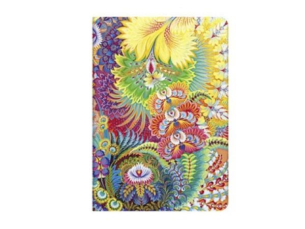 Skizzenbuch Paperblanks Olenas Garten Tagesanbruch, Midi