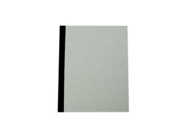 Skizzenbuch KP Graukarton gebunden 12x15cm 72Blatt, 100g/qm
