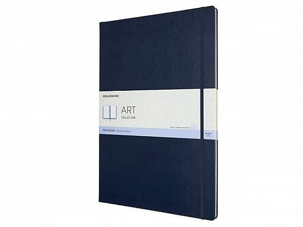 Skizzenbuch Moleskine Art Collection Sketch A3 saphir blanko