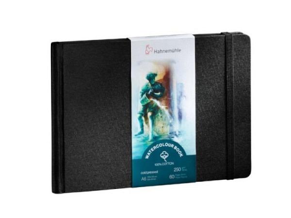 Skizzenbuch Artebene Stripes schwarz-weiss A6<br>