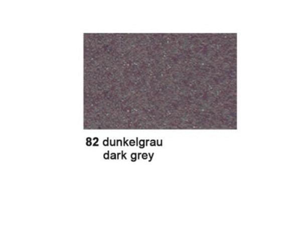 Tonzeichenpapier Ursus A4 130g/qm dunkelgrau 100 Blatt