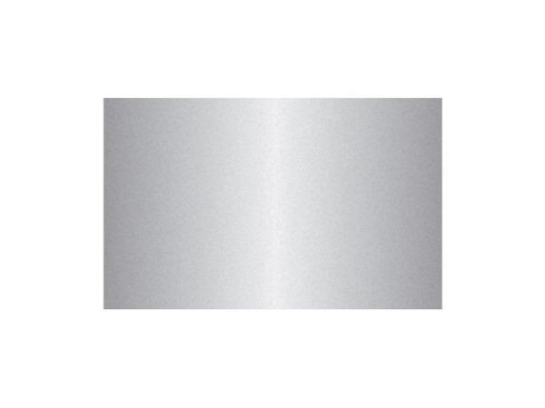 Fotokarton 70x100cm 300g/qm silber