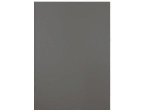 Pressspan wasserabstossend 0,50mm A4 dunkelgrau, lackiert