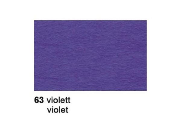 Fotokarton 70x100cm 300g/qm violett