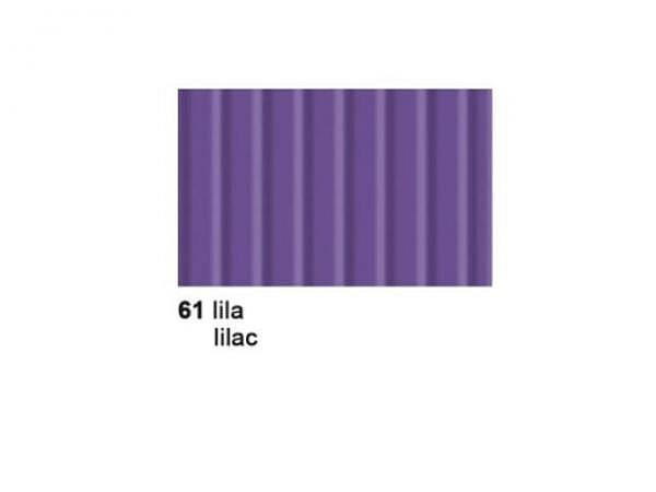 Wellkarton 50x70cm lila