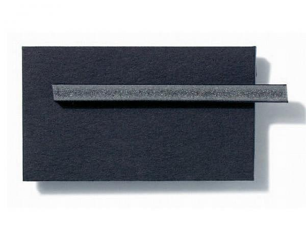 Schaumstoffplatte Kapa Color schwarz 5mm 70x100cm