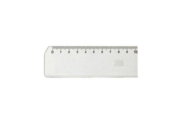 Massstab Akryla GS 42 Akryl Präzisionsgefräst 50cm