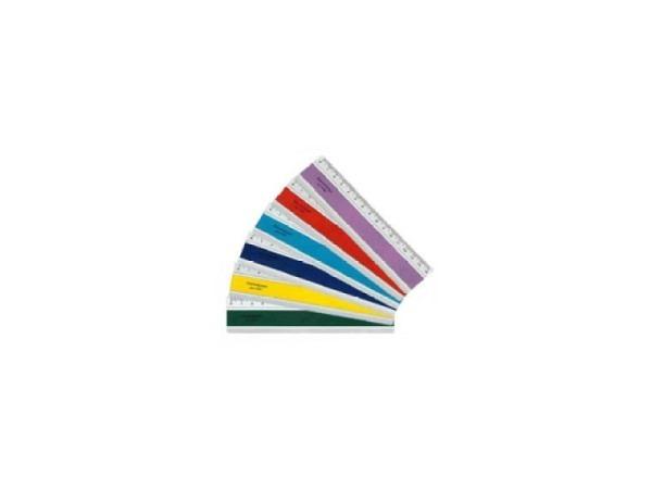 Schneidmassstab Standardgraph Joy Color 15cm Alu
