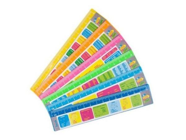 Massstab Spicker Cool & Clever 15cm lang, farbig sortiert