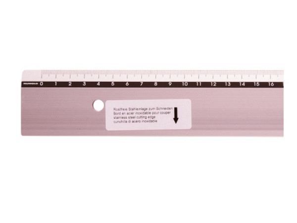 Massstab Rumold Aluminium 659 50cm