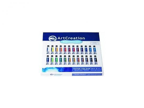 Aquarell Talens Art Creation 24 Tuben 12ml im Kartonetui
