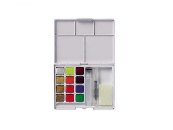 Aquarell Sakura Koi Water Colors Creative Art Colours 12er Set