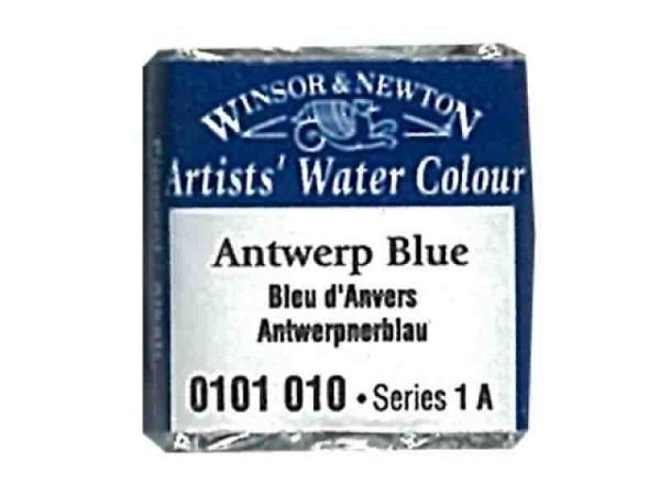 Aquarell Winsor Newton Artists 1/2 antwerpenerblau 010