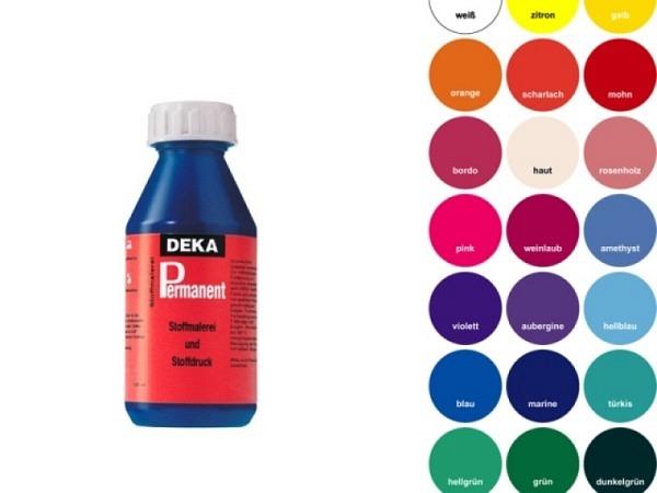Stoffmalfarbe Deka Permanent 125ml aubergine 20-40