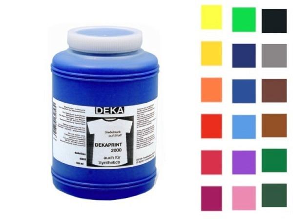 Stoffmalfarbe Dekaprint