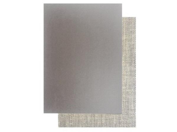 Linolplatte Abig braun 10,5x14,8cm A6 3,2mm