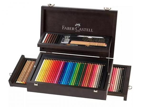 Farbstift Faber-Castell Polychromos 36er Metalletui Sonderedition