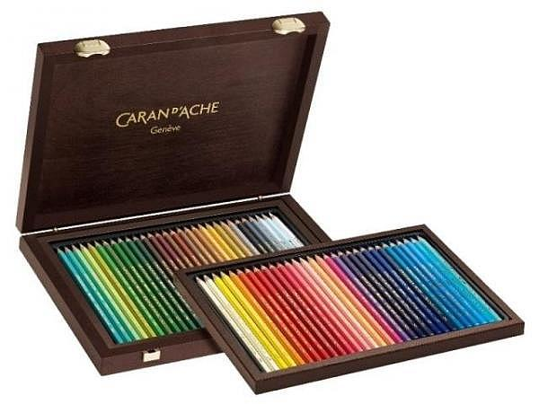 Farbstift Caran d'Ache Prismalo Bicolor Set