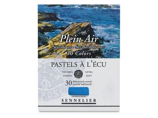 Pastell Sennelier Plain Air 30er Set Seaside 30 1/2 Kreiden