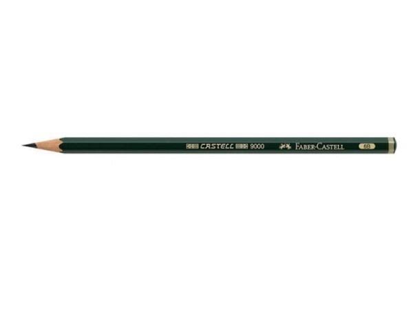 Bleistift Faber-Castell 9000