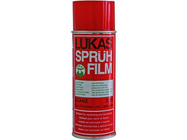 Spray Lukas Sprühfilm 400ml glanz