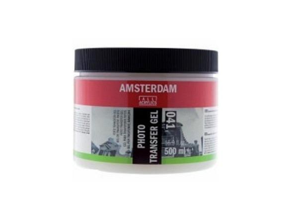 Foto-Transfer Gel Amsterdam 041 500ml Fotodrucken